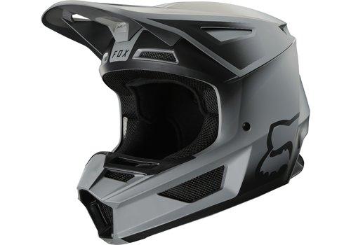 Fox V2 Vlar Matt Black  Helmet