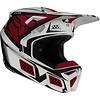Fox Fox V3 Idol Cross helmet Light Grey