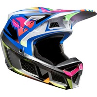 Fox V3 Idol Casco Cross Multi