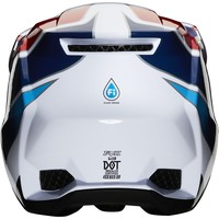 Fox V3 Durven Cross helmet Multi
