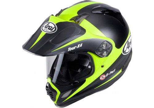 Arai Tour-X4 Route Yellow Helmet