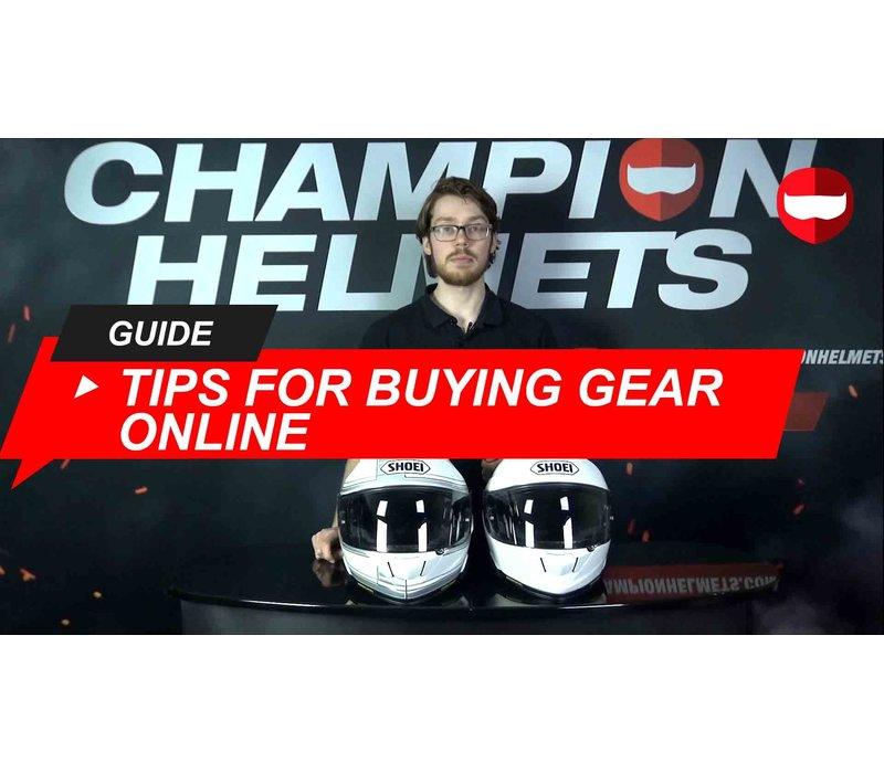 Buying Gear Online Tips