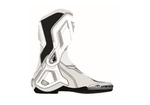 Dainese Torque 3 Out Shoes White