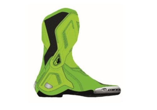 Dainese Torque 3 Out Shoes Yellow Fluo