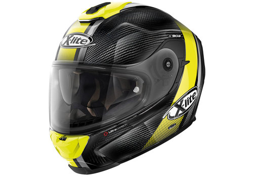 X-LITE X-903 Ultra Carbon Senator 025 шлем