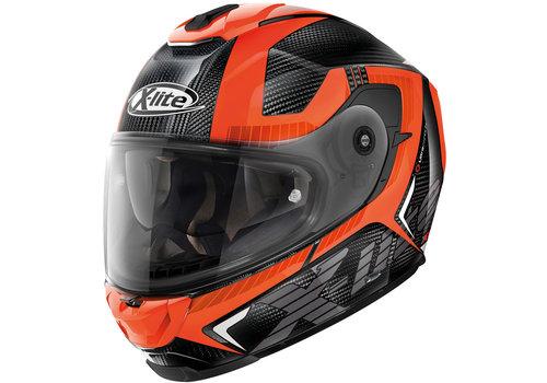 X-LITE X-903 Ultra Carbon Evocator 034 шлем