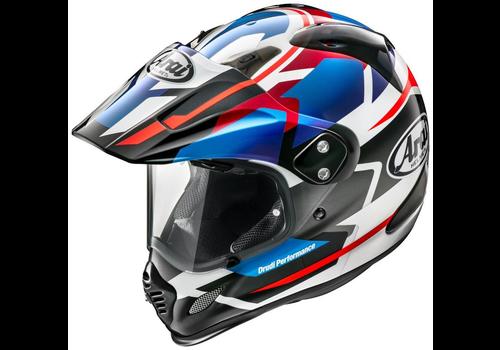 Arai Tour-X4 Depart Blue Metallic Helmet