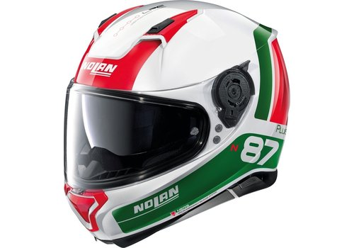 Nolan N87 Plus DISTINCTIVE N-COM 029 Helm