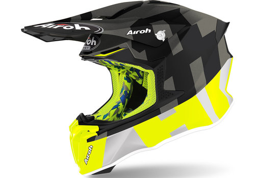 Airoh Twist 2.0 Frame Grey Matt Helmet