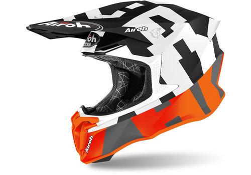 Airoh Twist 2.0 Frame Helmet Matt Orange