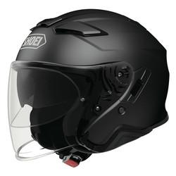 Shoei Buy Shoei J-Cruise 2  Matt Black Helmet? Free Additional Visor!