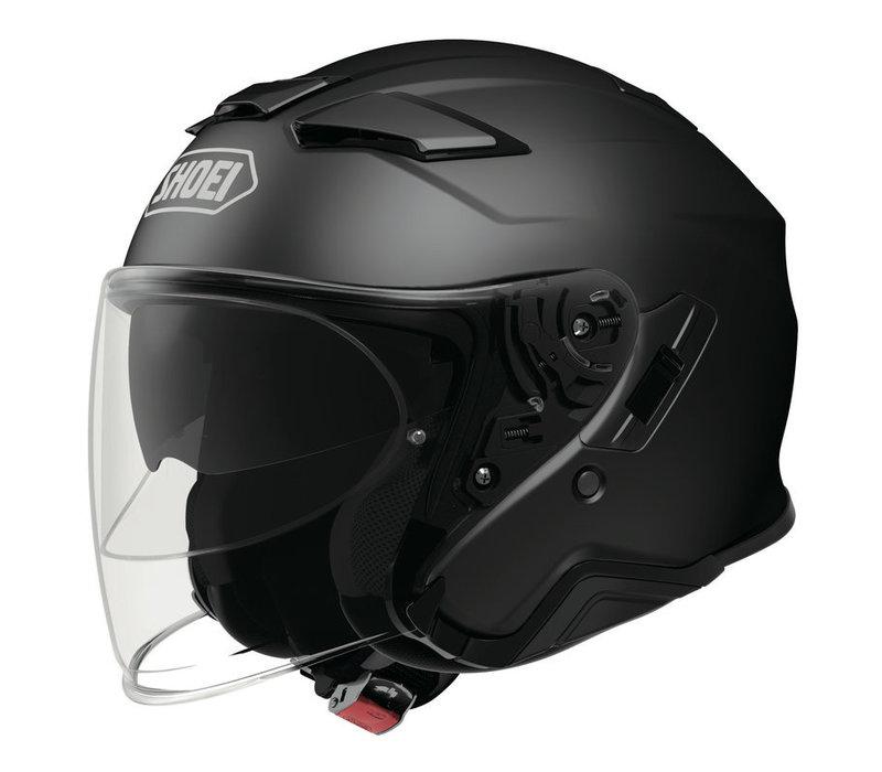 Buy Shoei J-Cruise 2  Matt Black Helmet? Free Additional Visor!