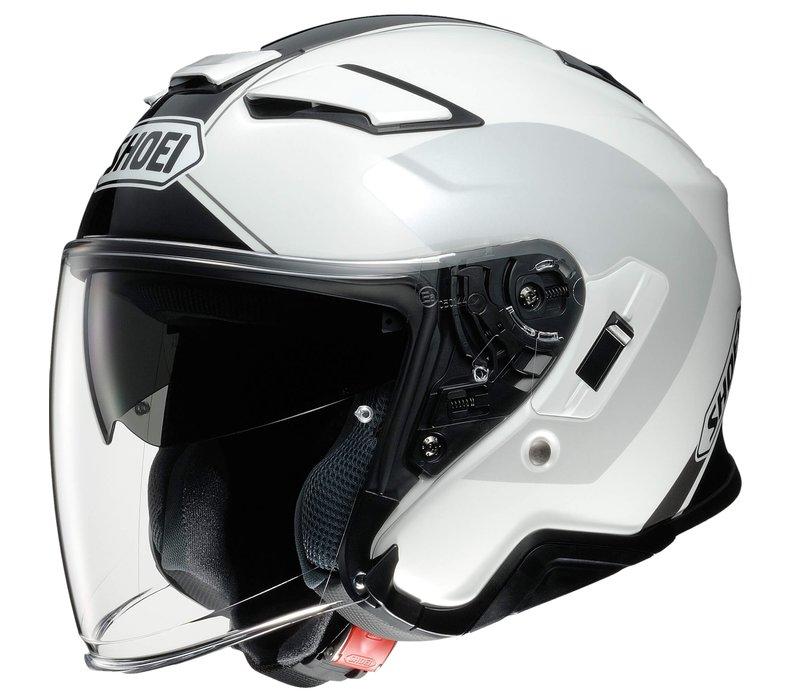 Shoei J-Cruise 2 Adagio TC-6 Helm kopen? Gratis Extra Vizier!