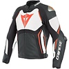 Dainese Dainese Tuono D-Air Jas Zwart Wit Fluo Rood