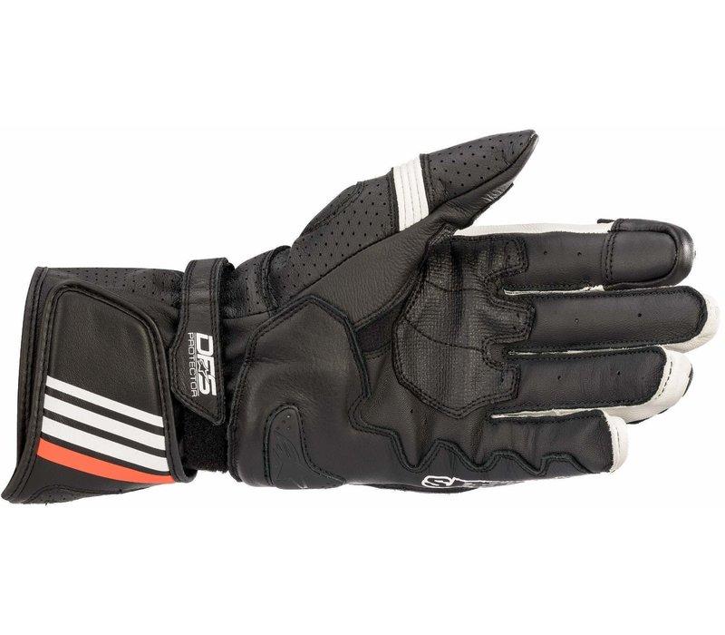 Alpinestars GP Plus R V2 Handschuhe Schwarz Weiss