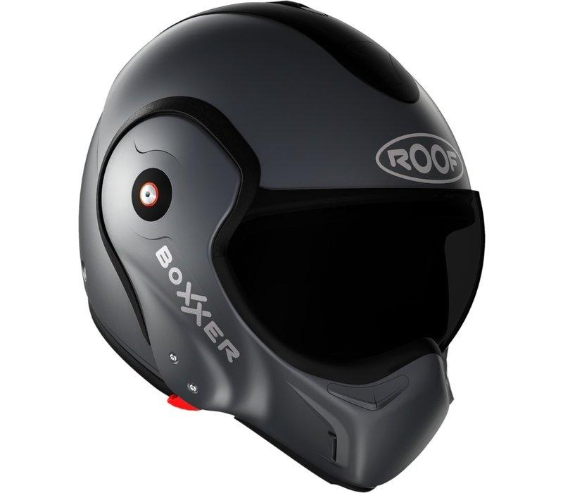 ROOF Boxxer Fiberglass Systeem Helm Darkside + 50% korting op een Extra Vizier!