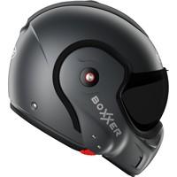 ROOF Boxxer Fiberglass Helm Darkside + 50% Rabatt auf ein Extra Visier!