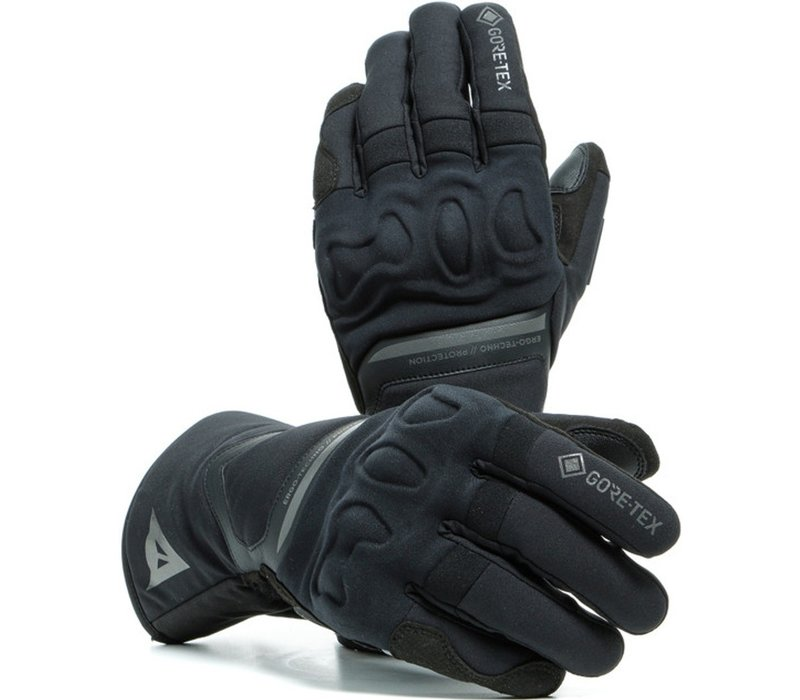Dainese Nembo Gore-Tex Handschoenen Zwart