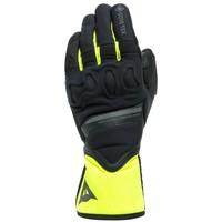 Dainese Nembo Gore-Tex Handschoenen Zwart Fluo Geel