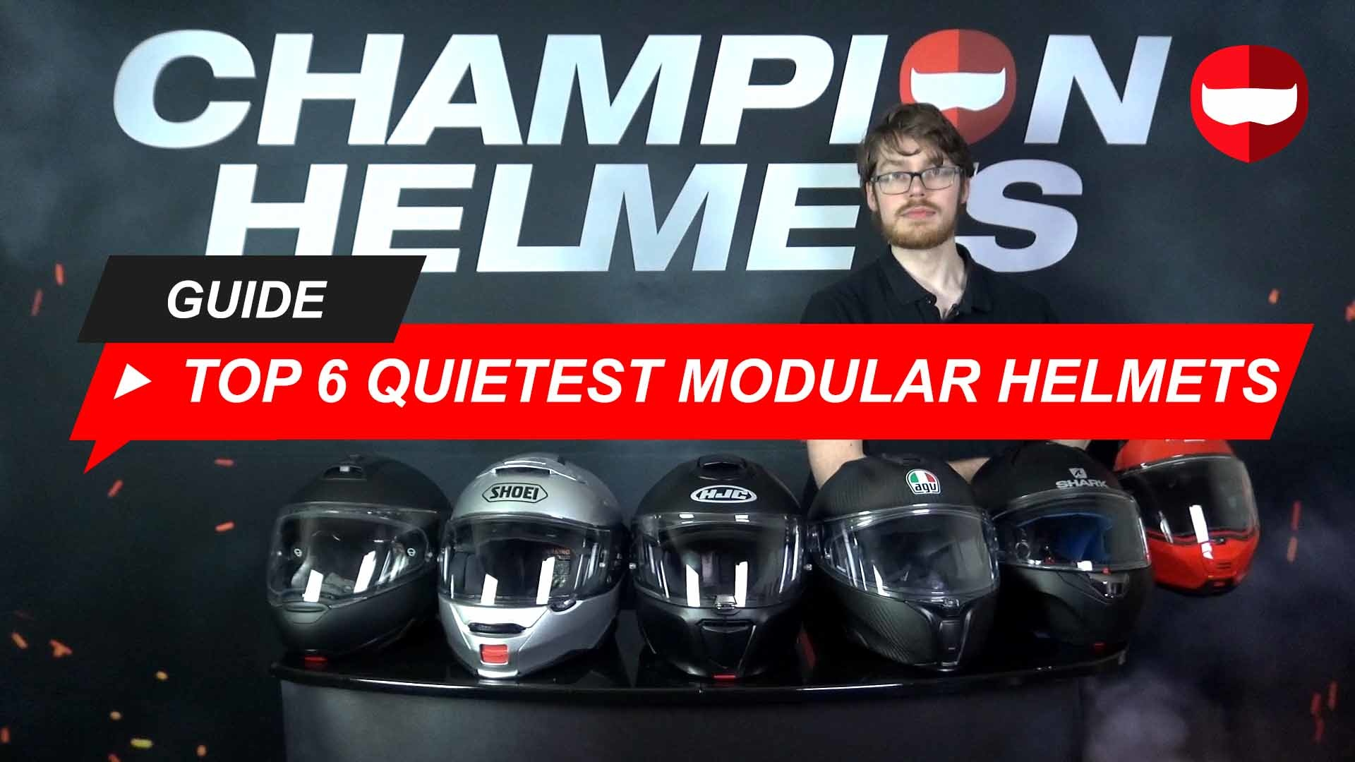 Top 6 Quietest Modular Helmets 2020 Guide and Video