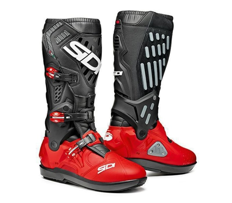 Buy Sidi Atojo SRS Boots Red Black? Free Shipping!