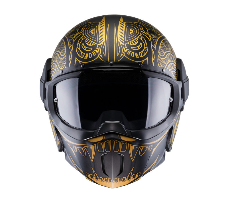 Buy Caberg Ghost Maori Helm kaufen? Kostenlose Sendung & Rücksendung!