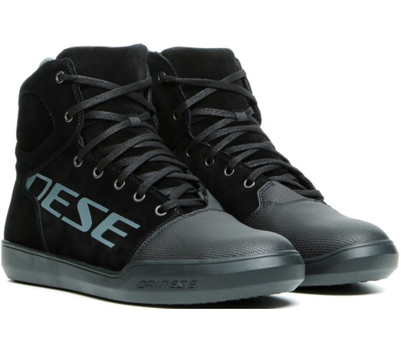 Dainese York D-WP Shoes Black Anthracite