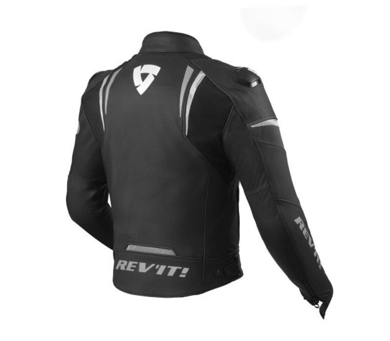 Buy Revit Glide Jacket Black White? Free Shipping!