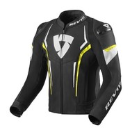 Buy Revit Glide Jacket Black Fluo Yellow ? Free Shipping!
