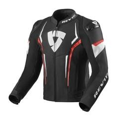 Revit Buy Revit Glide Jacket Black Fluo Red? Free Shipping!