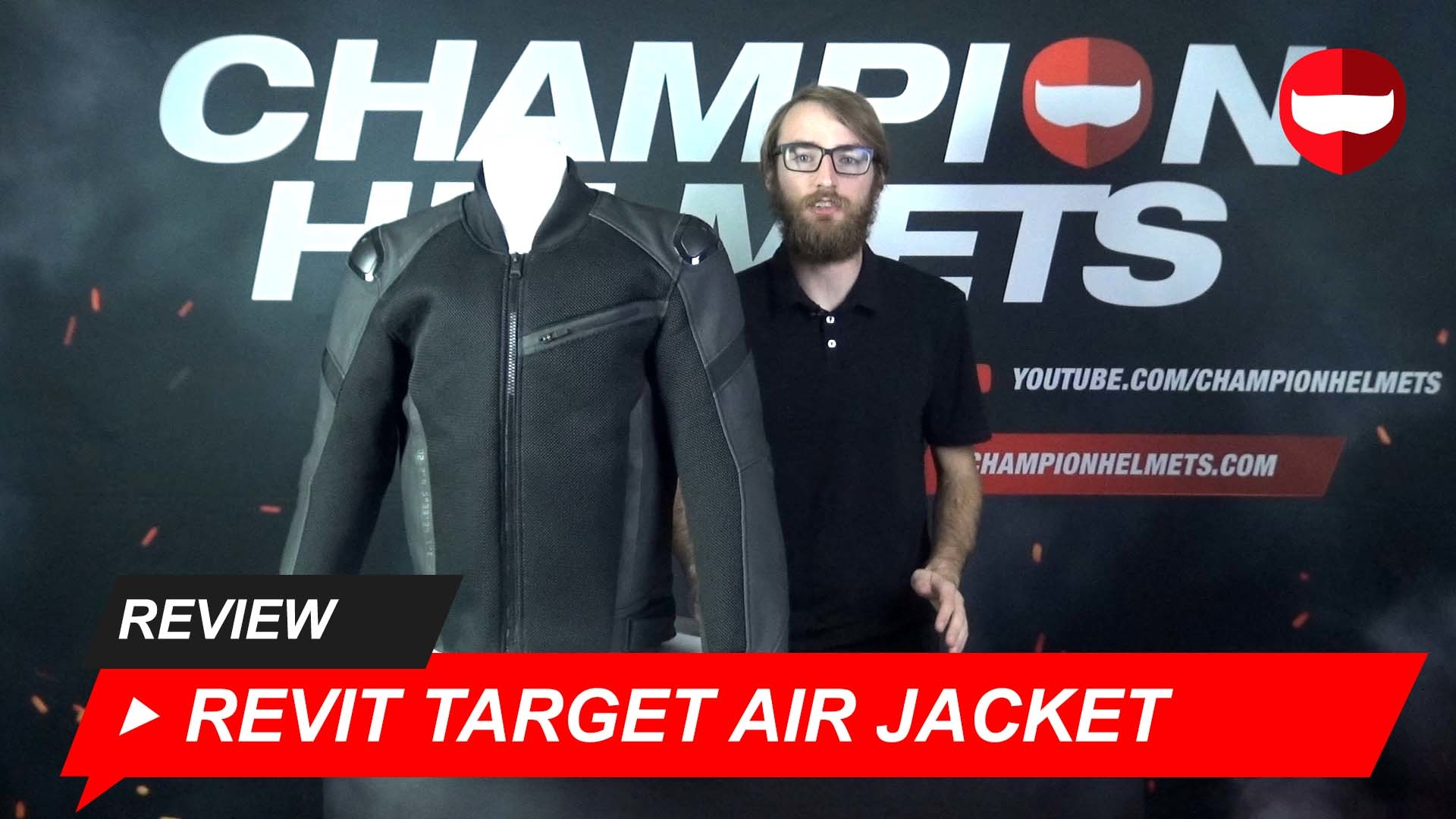Revit Target Air Jacket Review and Video