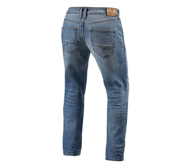 Revit Brentwood SF Jeans - Light Blue Used Free Shipping!