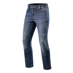 Revit Revit Brentwood SF Jeans - Classic Blue Used Free Shipping!