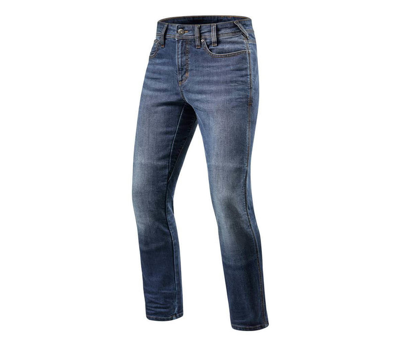 Revit Brentwood SF Jeans - Classic Blue Used Free Shipping!