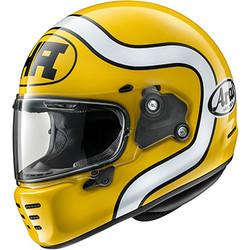 Arai Arai Concept-X HA Yellow Helmet + Free Additional Visor!