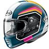 Arai Arai Concept-X Number Blue Helmet + Free Additional Visor!