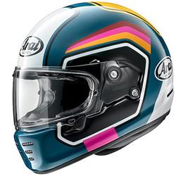 Arai Arai Concept-X Number Blau Helm + Extra Kostenloser Visier!