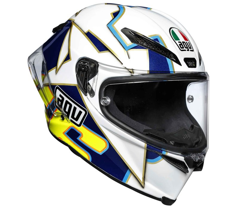 AGV Pista GP RR Limited Edition World Title 2003 Helm kaufen? Kostenloser Visier!