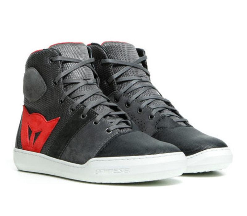 Dainese York Air Phantom Red Shoes