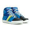 Dainese Dainese York Air Performance Blue / Fluo-Yellow Shoes