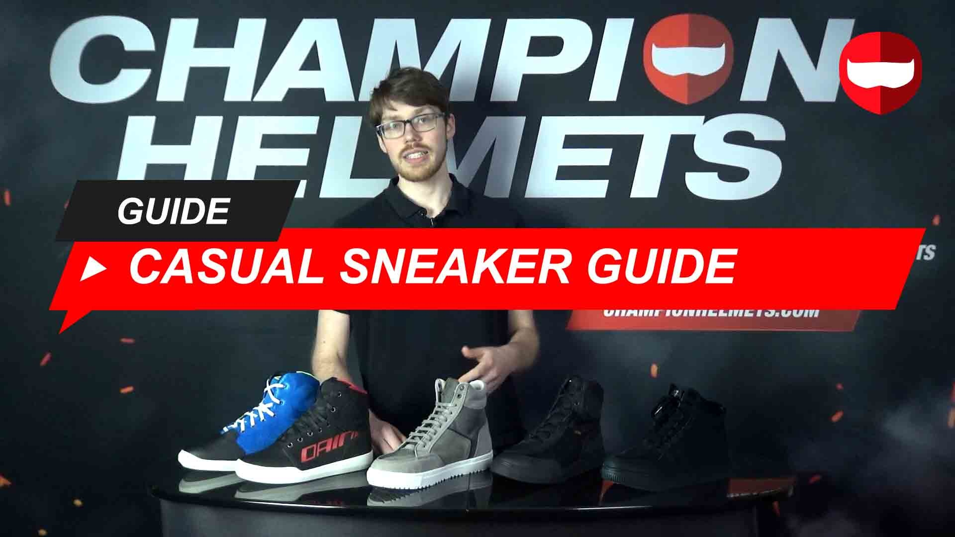 Casual Motorycle Shoes Guide + Video