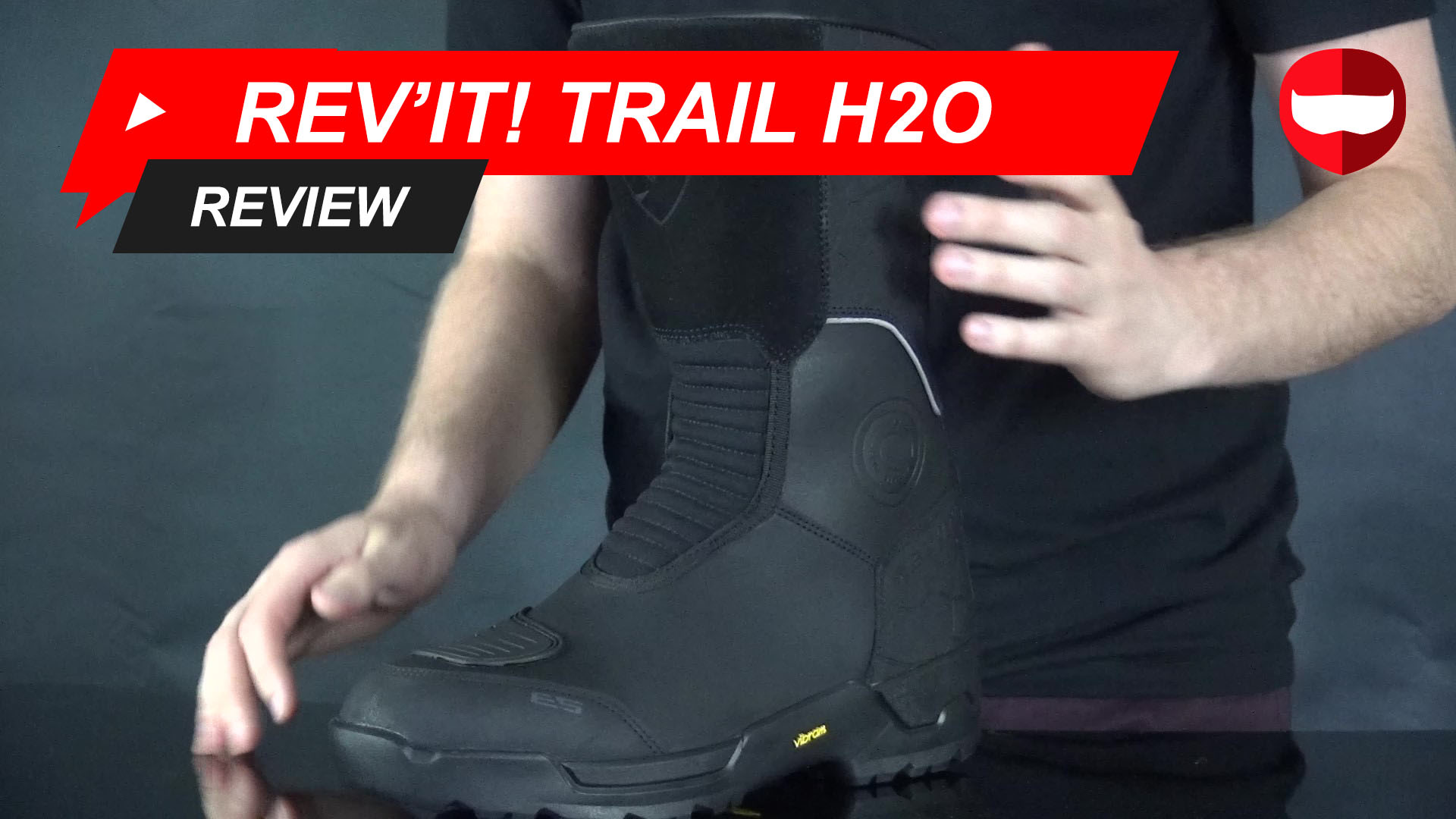 Revit Trail H2O Boot Review and Video