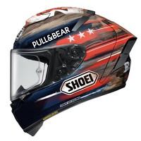 buy Shoei X-Spirit III Marquez America TC2 Helmet Helmet + 50% discount Extra Visor!