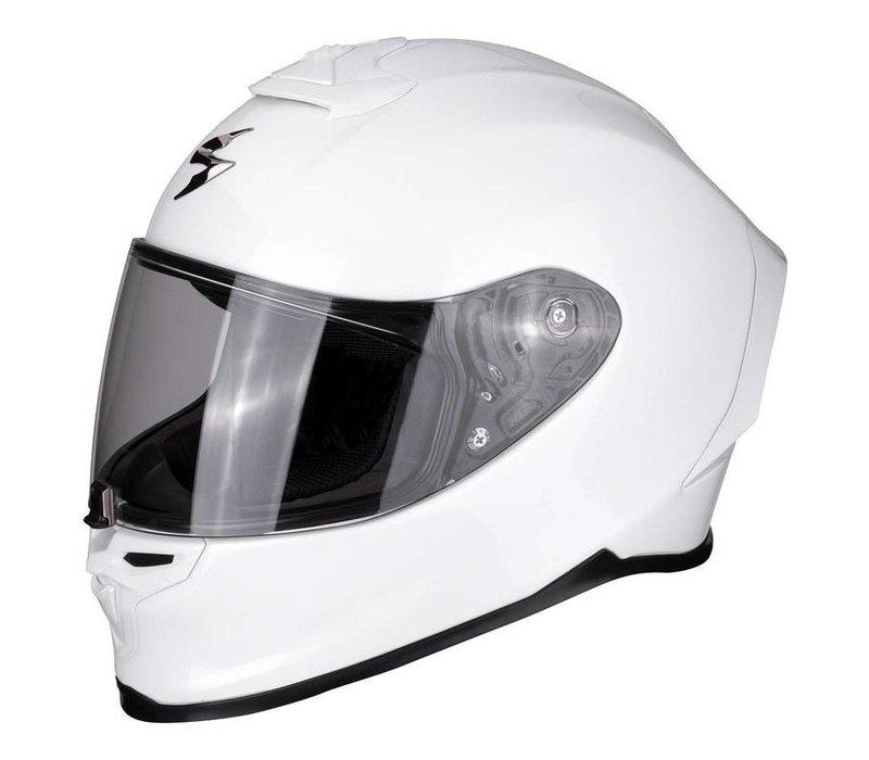 Scorpion EXO-R1 AIR Weiß Helm kaufen +5% Cash-Back!