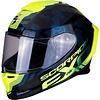 Scorpion Scorpion EXO-R1 Air OGI Schwarz Neon-Gelb Helm kaufen? Kostenloser Visier!