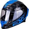Scorpion Scorpion EXO-R1 OGI Blau Dark Silber kaufen Helm? Kostenlose Sendung & Rücksendung!