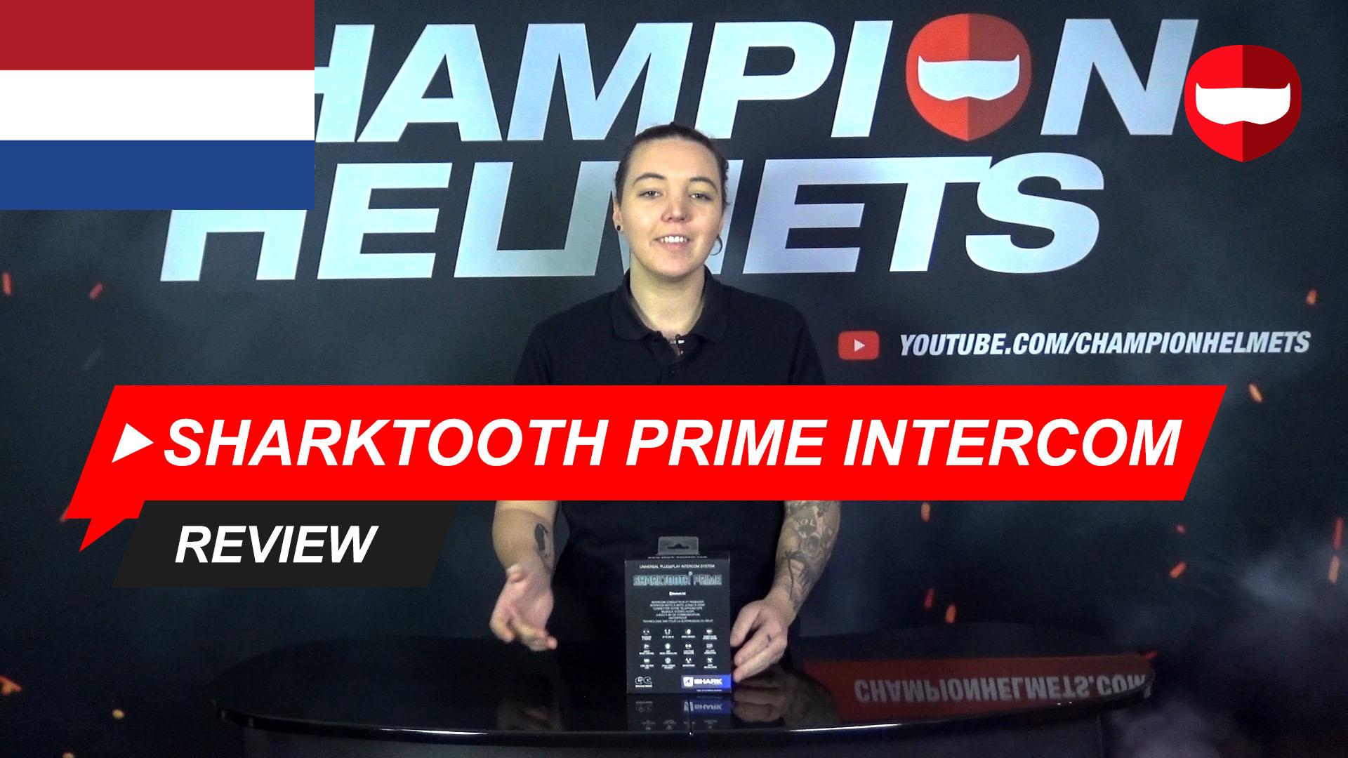 Sharktooth Prime Intercom Review en installatie + Video