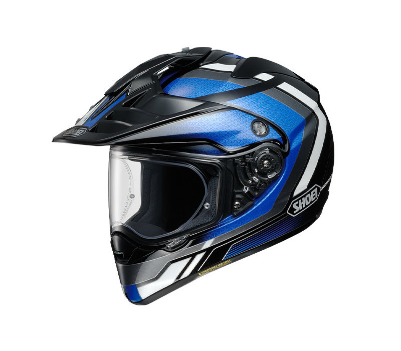 Casco Shoei Hornet ADV Sovereign TC-2 + Visiera fumé scura gratis!