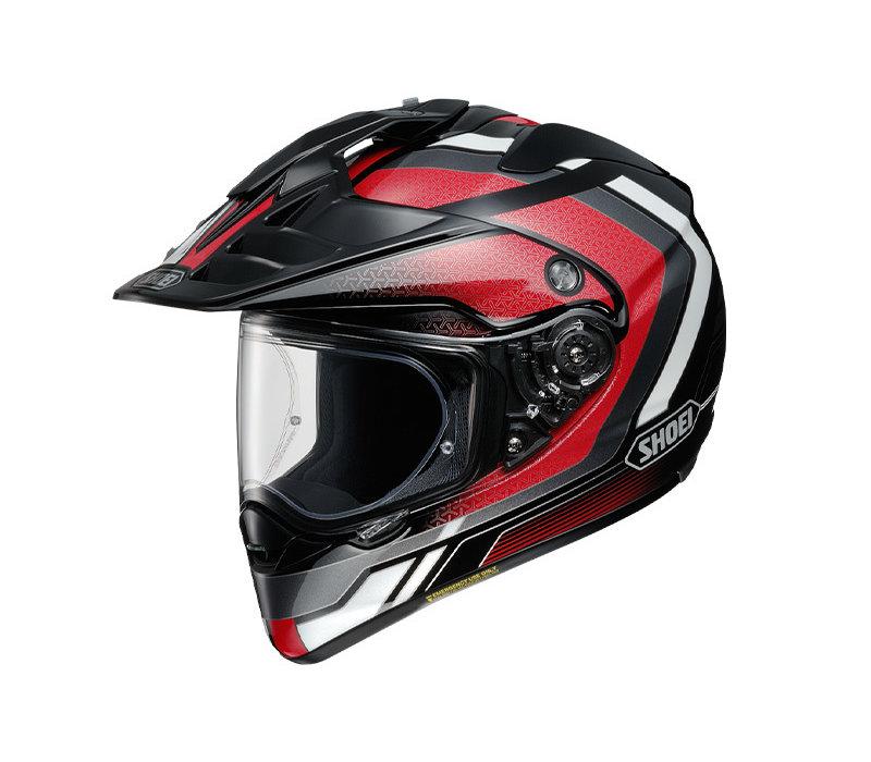 Shoei Hornet ADV Sovereign TC-1 Helmet + Free Dark Smoke Visor!