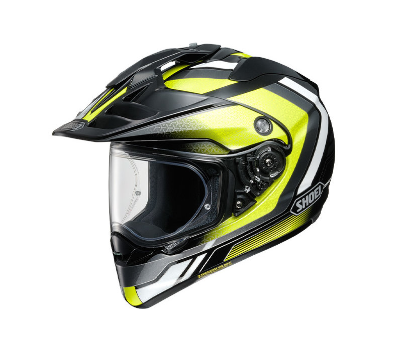 Shoei Hornet ADV Sovereign TC-3 Helmet + Free Dark Smoke Visor!
